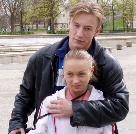 Юлия Обертас и Сергей Славнов