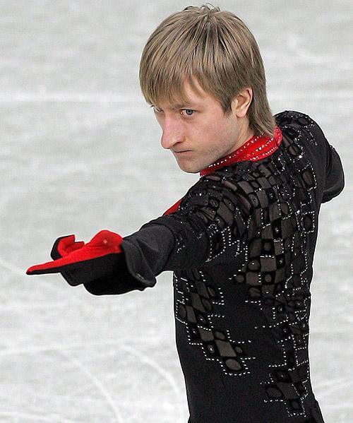 Евгений Плющенко (произвольная программа)